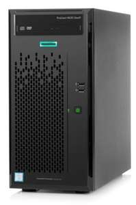 HPE ProLiant ML10 Gen9 Pentium G4400 4GB Server £212.99 /  £112.99 after cashback, FREE delivery @ EBuyer