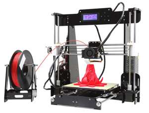 Anet A8 Desktop 3D Printer £109.03 Delivered using code @ Gearbest