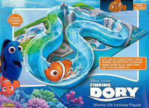 Finding Dory Marine Life Institute Playset £5 @ Tesco (Free C&C) Just keep swimming, swimming, swimming