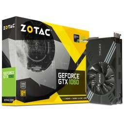 GeForce GTX 1060 Mini 6144MB GDDR5 PCI-Express Graphics Card £218.99 / £228.89 @ Overclockers