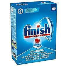 Finish Classic Dishwasher tablets 110's £8 at Poundland store