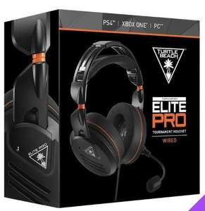 Turtle Beach Elite Pro Tournament Gaming Headset - Xbox One / PS4 / PC £134.99 @ Go2Games