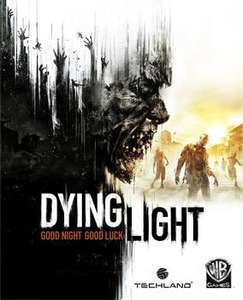 STEAM - Dying Light for PC £12.49