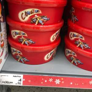 Celebrations Tubs £4 @ Asda - Walsall