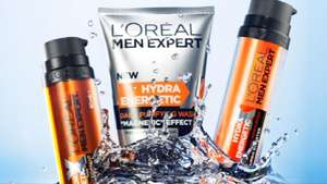 Save up to 50% on L'Oréal men expert @ L'Oréal / eBay