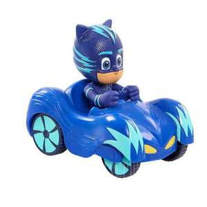 3 Types Masked Hero Cartoon Car Pocket Scooter Toy - COLORMIX for 65p with code (70%OFF$1​) @ geabest