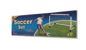 Summer clearout Toys e.g 2 Piece Soccer Goal Set £11.99 delivered @ Bargainmax more examples in OP