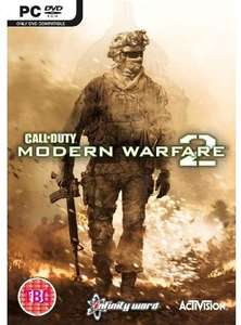 Call of Duty: Modern Warfare 2 (PC) £4.79 @ CDKeys (Use FB code for extra 5% off)