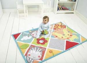 Baby Carousel Activity Play Mat only £5.60 @ Tesco Direct (Free C&C)