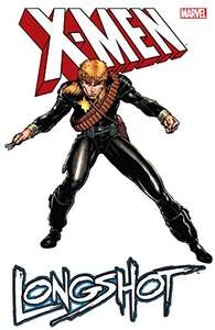 X-Men: Longshot Comic Miniseries for Amazon Kindle - 99p