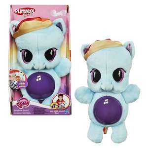 My Little Pony - Playskool Friends Rainbow Dash Glow Pony £8 free C&C @ Debenhams