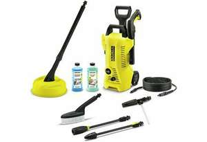 Karcher K2 Full Control Car & Home Pressure Washer - 1400W £99.99 @ Argos
