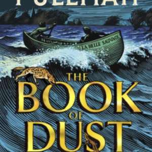 The Book of Dust - signed edition £10 @ WHSmith