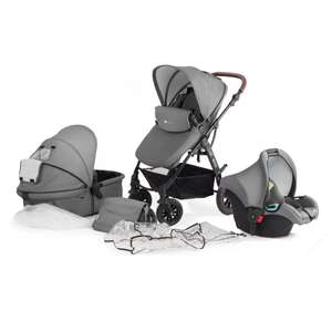 KinderKraft Moov Travel System 199.99 with code KKM60 (original price £499.99).@ PLO