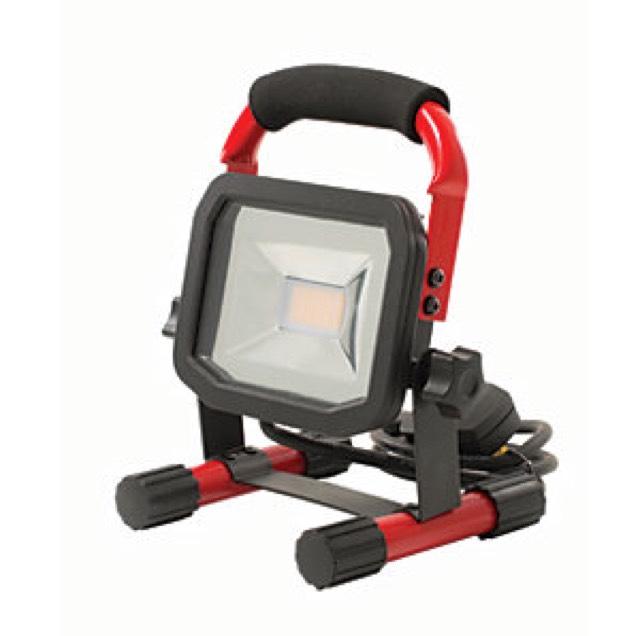 Luceco 20w LED Worklight £15 @ Wickes C&C