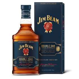 Jim Beam Double Oak Twice Barrelled 43%  £18.00  Asda