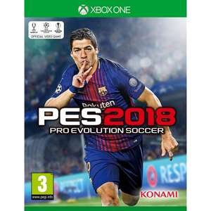 PES 2018 [XBox] £27.95 @ TheGameCollection