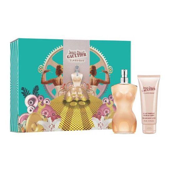 Jean Paul Gaultier Classique Gift Set 50ml & 75ml - £33.95 @ Fragrance Direct