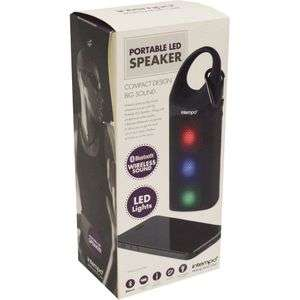 Portable light change Speaker £9.00 c+c (with code) @ The Works
