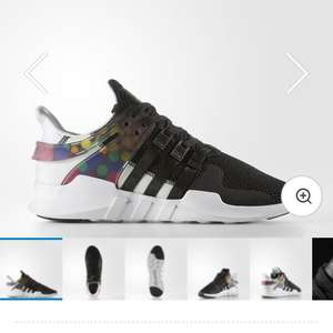 Adidas gay pride edition adidas superstar £31.98 and eqt support £43.98 at adidas with code extra20