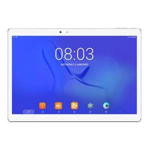 """Teclast Master T10  10.1"""" Silver Android 7 Tablet £170.59 -  GearBest"""