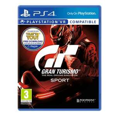Gran Turismo sport - £38.99 @ Smyths via click & collect