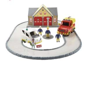 Fireman sam play set £15 (C&C) @ Boots (Also in the 3 for 2)