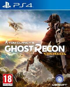 Tom Clancy's Ghost Recon Wildlands PS4 / Xbox One now £25 @ Tesco Direct (Free Delivery)