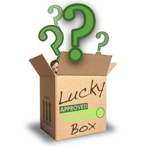 Approved Food Lucky Box £1 + £5.99 delivery