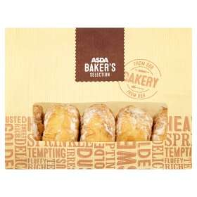 Baker's Selection 5 PK Donuts for 50p @ ASDA
