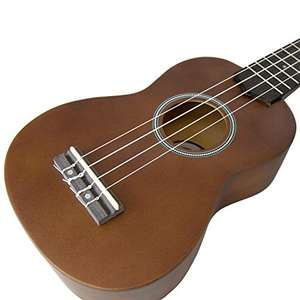 Tiger Music Natural Soprano Ukulele with Bag from Amazon - £19.99 - Sold by DJM Music Ltd