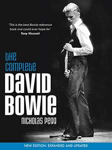 The Complete David Bowie: New Edition - £1.49 Kindle Edition @ Amazon