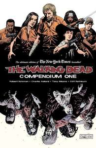 Comixology  - Walking Dead Compendiums (Digital Editions) Vol 1 and 2  £9.75, Vol 3 £12.50 with code IMAGE17