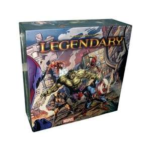 Legendary: A Marvel Deck Building Game - Core Set £31.99 from Magic Madhouse