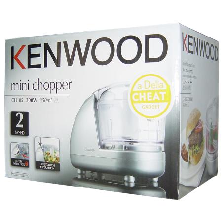 Kenwood CH185 Mini Chopper half price in-store £12 at Tesco