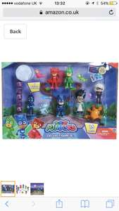 Pj masks deluxe figure set - £25 @ Amazon