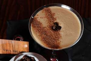 Free espresso martini at Don Giovanni Manchester tonight Fri 6th first 50 people after 10:30pm