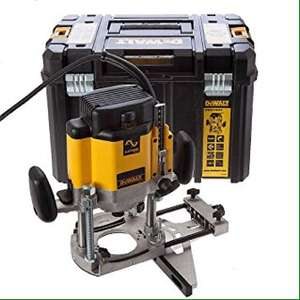 "Dewalt 1/2"" plunge router - £279.97 @ Amazon - sold by MTS(PowerTools)"