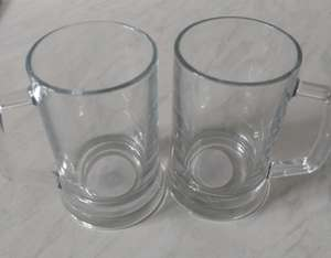1 PINT GLASS TANKARDS 2 FOR £2 instore @ Morrisons Widnes