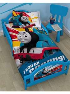 Thomas Toddler Bed Frame Was £90 Now £37.80 @ Tesco Direct