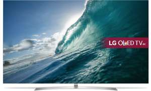 LG OLED55B7V/LG OLED55C7V 55 inch Smart 4K Ultra HD OLED TV + 5 Year guarantee + 6 Months of Netflix = £1619.10 with code delivered @ Currys