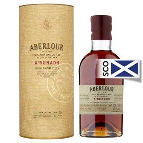 Aberlour A'bunadh Single Malt Whisky Speyside 70cl £38 @ Waitrose