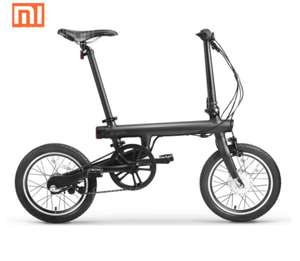 Original Xiaomi QiCYCLE - EF1 Smart Bicycle £415.35 Delivered with code @ Gearbest
