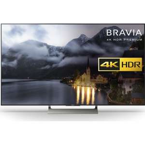 Sony 49XE9005 TV @ Hifi Confidential for £1,149 with free soundbar + 5 year guarantee + free delivery