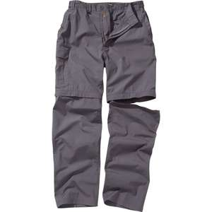 Craghoppers Mens Kiwi Basecamp Convertible Trousers £9 online Only sizes 34R & 38R Free C&C COTSWOLD OUTDOOR