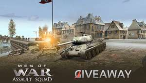 MEN OF WAR: ASSAULT SQUAD~ DOWNLOAD FREE PC GAME from Gamesessions