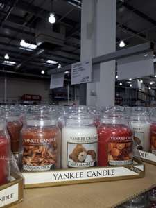 Yankee candle x3 £29.98 @ Costco instore