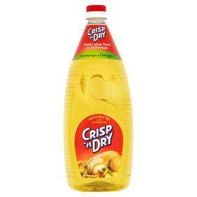 Crisp 'n Dry Vegetable Oil (2L) £2 @ ASDA