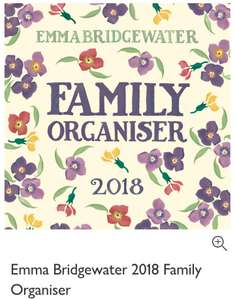 Emma Bridgewater family organiser £5.99 @ The Range