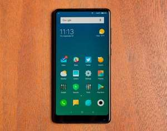 Xiaomi Mi MIX 2 - 5.99 inch 6GB RAM 64GB ROM Snapdragon 835 (£421.28) @ Banggood